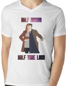 Doctor Donna - Doctor Who Mens V-Neck T-Shirt