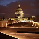 St Paul's Cathedral by Peter Tachauer
