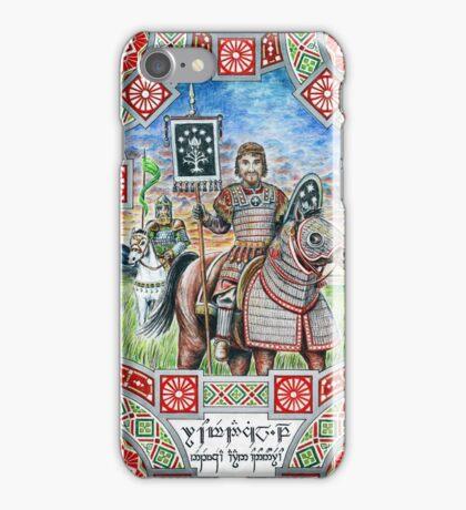 King Rómendacil II of Gondor iPhone Case/Skin