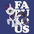 Rarity - Fabulous by Strangetalk