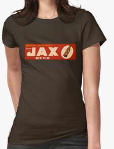JAX BEER OF NEW ORLEANS Womens Fitted T-Shirt