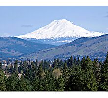 Mt. Adams Washington State Photographic Print