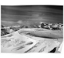 Ski Day Poster