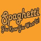 Spaghetti by Brian Walther