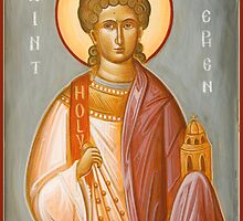 St Stephen II by ikonographics