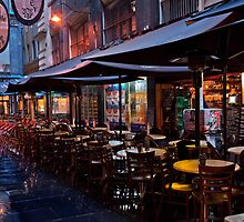 Degraves Street for Coffee   Melbourne Victoria by James  Key