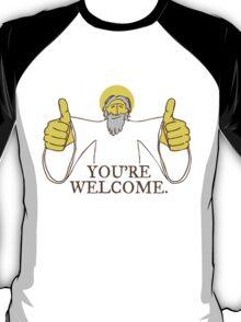 Rack of the Gods (Light) T-Shirt