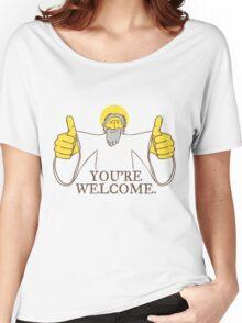 Rack of the Gods (Light) Women's Relaxed Fit T-Shirt