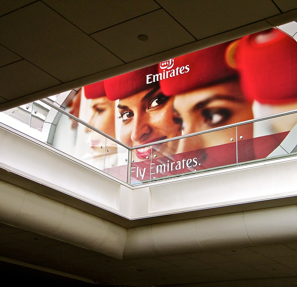 fly emirates by lilabraga
