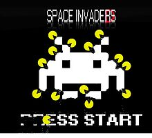 Space Invaded by Benedict Middleton