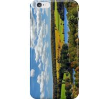 New York Countryside Landscape iPhone Case/Skin