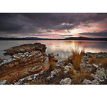 Abels Bay Sunset #4 Photographic Print