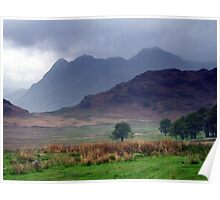 Langdale Pikes 2 Poster