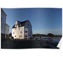 Tide Mill at Dawn Poster