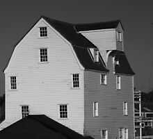 Tide Mill Woodbridge by TonyGeary