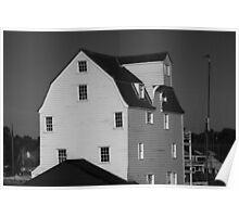 Tide Mill Woodbridge Poster