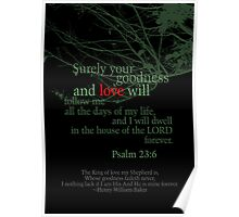 The King of Love my Shepherd Is Poster