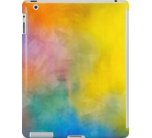 Colorful Abstract Art Painting iPad Case/Skin