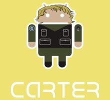 Droidarmy: Sam Carter SG-1 Kids Clothes