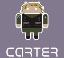 Droidarmy: Sam Carter SG-1 Kids Tee