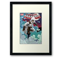 The Amazing Assassin Framed Print