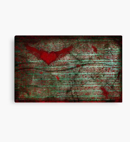 love inc. Canvas Print