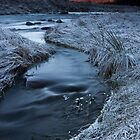 Cold river by KWTImages
