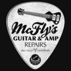 McFly's Repairs - White by rubyred