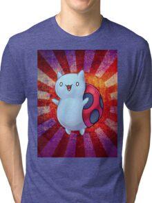 Catbug Parade Tri-blend T-Shirt