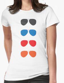 Aviators Womens Fitted T-Shirt