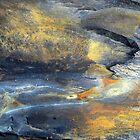 Lightning at Dusk by Kathie Nichols