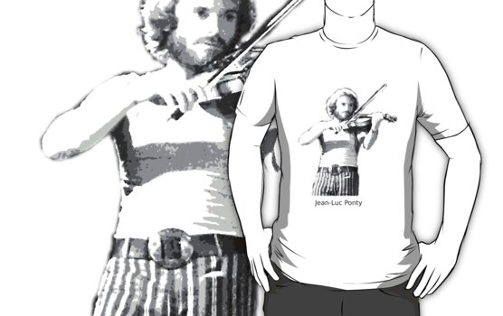 Jean-Luc Ponty by Imagery