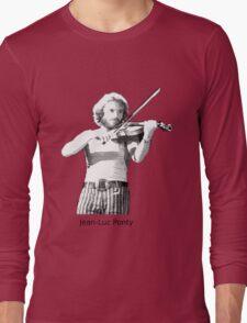Jean-Luc Ponty Long Sleeve T-Shirt