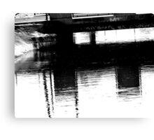 Canal 2-2 Canvas Print