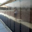 Memorial Wall by Loree McComb