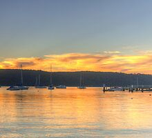 Safe Harbour - Paradise Beach, Sydney - The HDR Experience by Philip Johnson