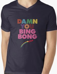 Damn you Bing Bong! Mens V-Neck T-Shirt