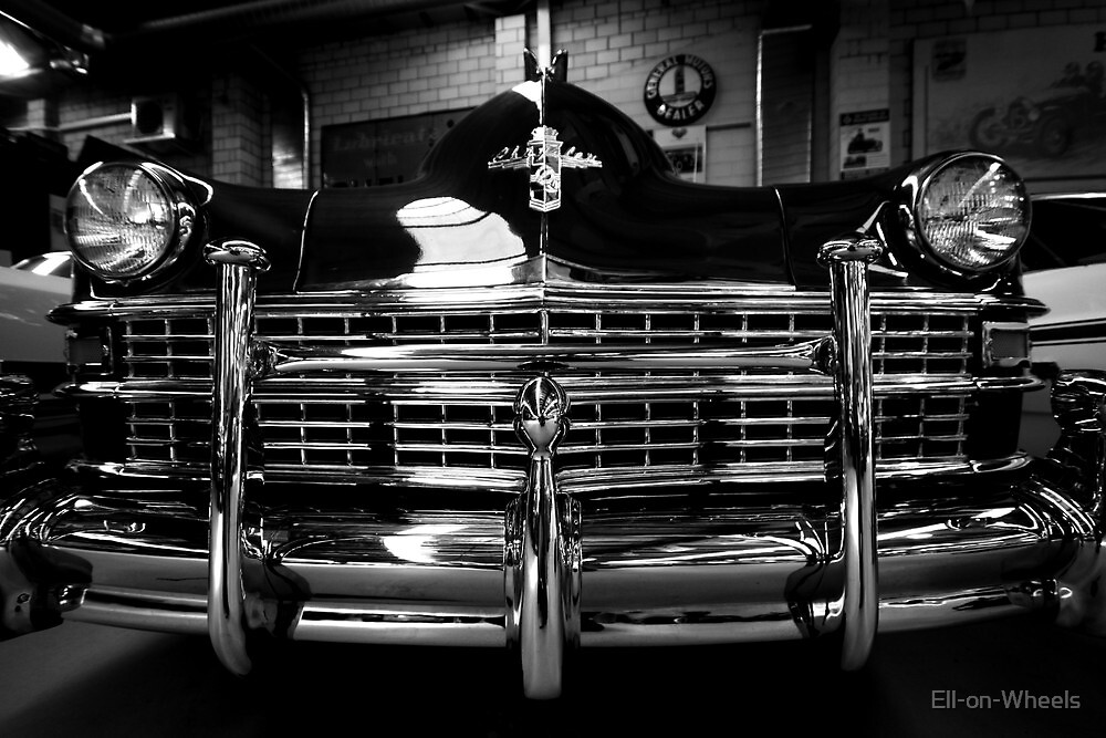 In yer face Chrome! by Ell-on-Wheels