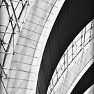 Airport Arches by Luke Griffin