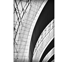 Airport Arches Photographic Print