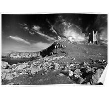 Dunstanburgh Castle Poster