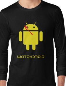 Watchdroid Long Sleeve T-Shirt
