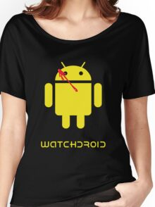 Watchdroid Women's Relaxed Fit T-Shirt