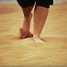 Sand Gait by Luke Griffin