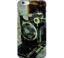 Camera iPhone Case/Skin