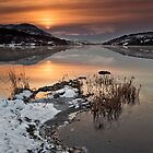 Winters Sunrise by GaryMcParland