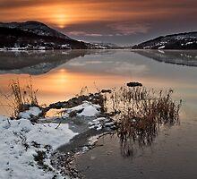 Winters Sunrise by GaryMcParland