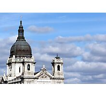 Basilica of St. Mary Photographic Print