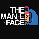 The Man-E-Face by thom2maro