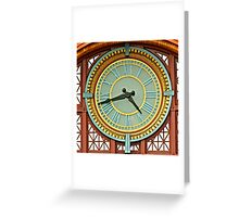 Time... Greeting Card